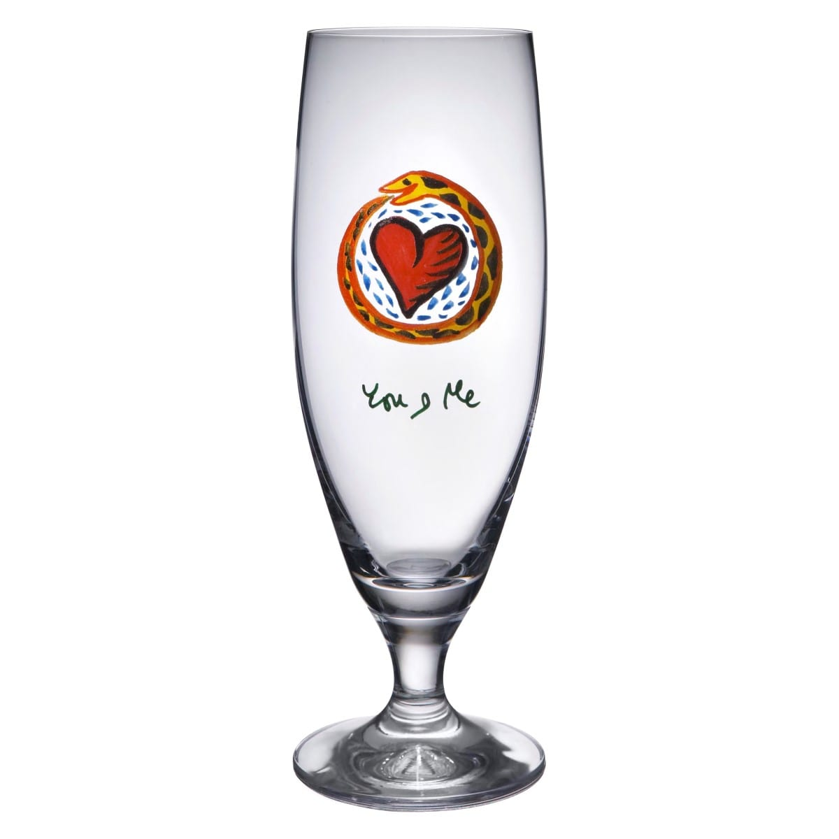 Friendship Ölglas 50 cl You & Me