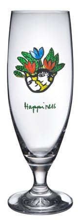 Kosta Boda Friendship Happiness Ölglas 50 cl