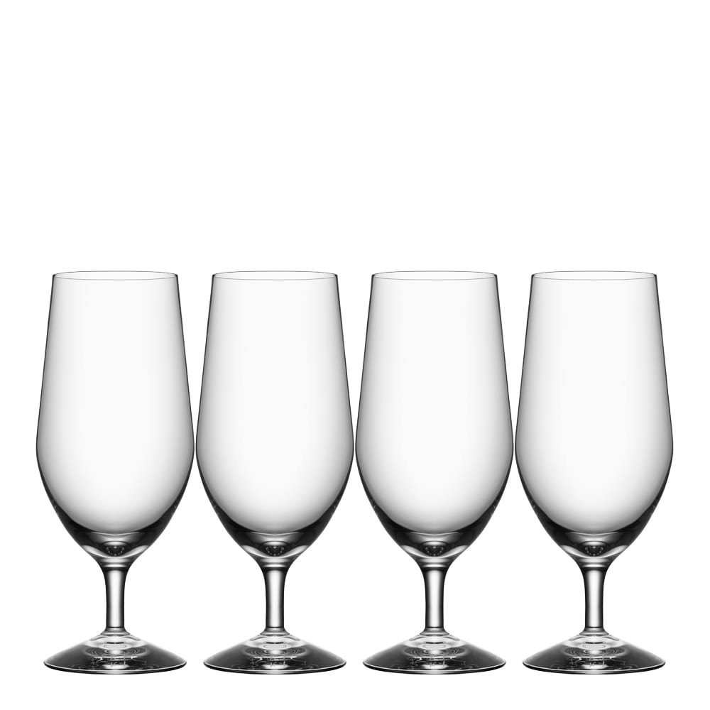 Morberg Collection Ölglas 61 cl 4-pack